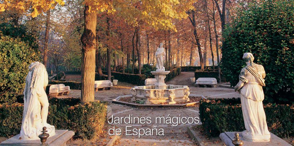 Presentaci n de jardines m gicos de espa a en madrid blume for Jardines 29 madrid