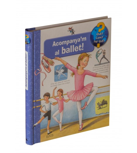 Acompanya'm al ballet!