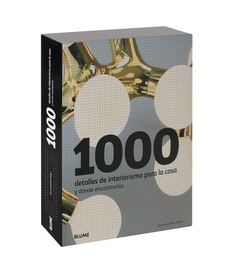 1000 detalles de interiorismo para la casa y dónde encontrarlos