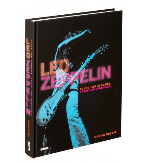 Led Zeppelin. Todos los álbumes. Todas las canciones