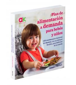 Plan de alimentación a demanda para bebés y niños