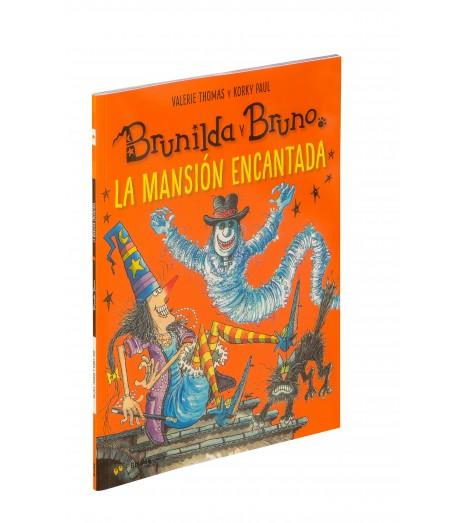 Brunilda y la mansión encantada