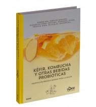 Kéfir, kombucha y otras bebidas probióticas
