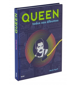 Queen. Todos sus álbumes