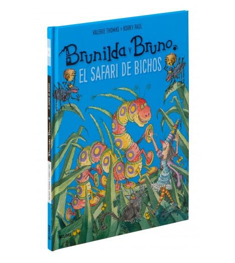 Brunilda y Bruno. El safari de bichos
