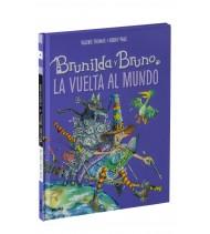 La vuelta al mundo. Brunilda y Bruno