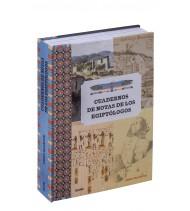 Cuaderno de notas de los egiptólogos