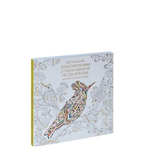 Aves hermosas y otros tesoros de los árboles