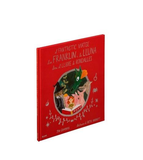 El fantàstic viatge d'en Franklin i la Lluna dins el llibre de rondalles