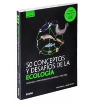 50 conceptos y desafíos de la ecología. Guía Breve