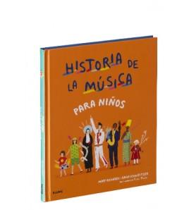 Historia de la música para...