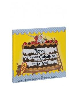 Jorge y el Pequeño Caballero en busca de la tarta real