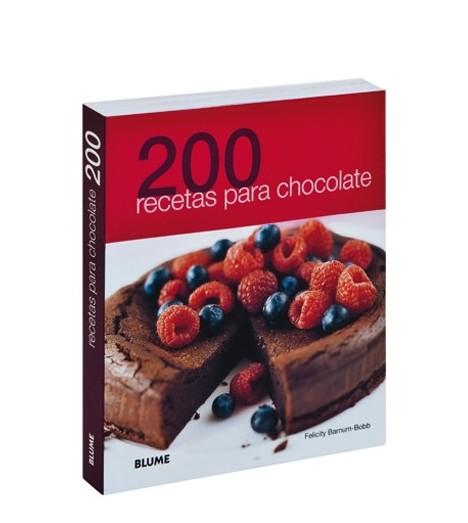 recetas para chocolate