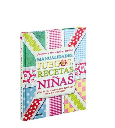 Manualidades Juegos Y Recetas Para Ninas Blume - Manualidades-nias