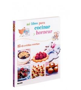 Mi libro para cocinar y hornear