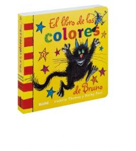 El libro de los colores de Bruno