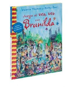 Juega al veo, veo con Brunilda