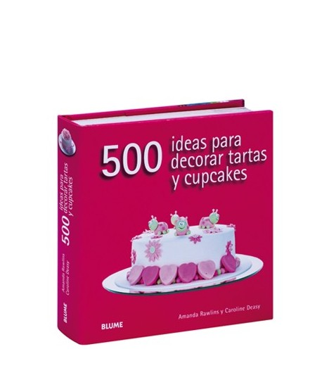 ideas para decorar tartas y cupcakes