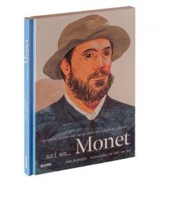 Así es... Monet