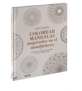 Colorear mandalas inspirados en el mindfulness