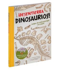 ¡Desentierra dinosaurios!