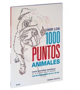 Unir los 1000 puntos. Animales