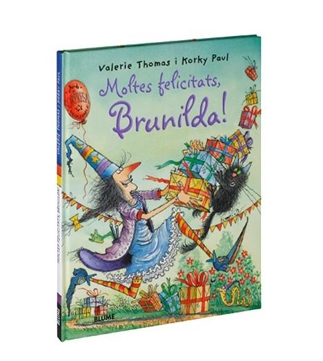 ¡Muchas felicidades, Brunilda!