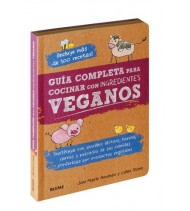 Guía completa para cocinar con ingredientes veganos