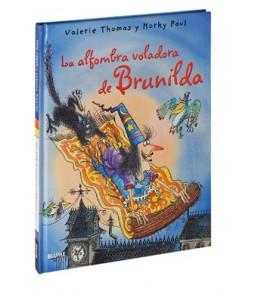 La alfombra voladora de Brunilda