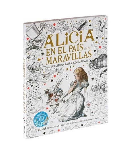 Alicia en el País de las Maravillas - Blume