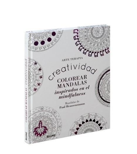 Creatividad. Colorear mandalas inspirados en el mindfulness