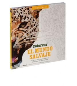 Colorear el mundo salvaje