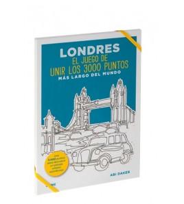 Londres. El juego de unir los 3000 puntos más largo del mundo