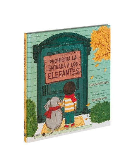 Prohibida la entrada a los elefantes