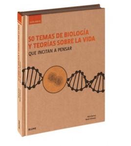 50 temas de biología y teorías sobre la vida