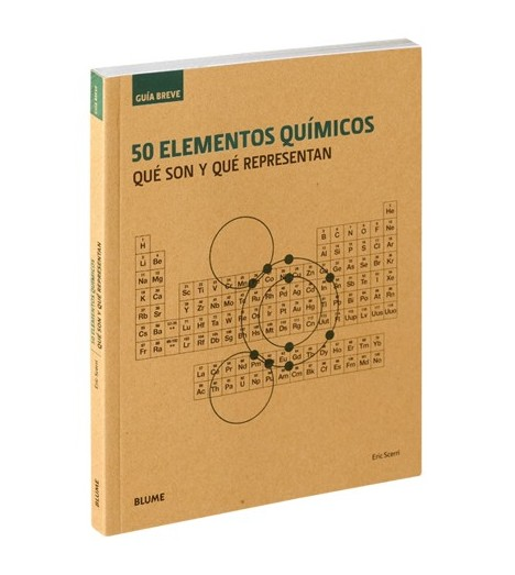 50 elementos químicos