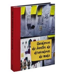 Cuadernos de bocetos de diseñadores de moda