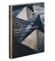 Las grandes pirámides. Biblioteca ilustrada