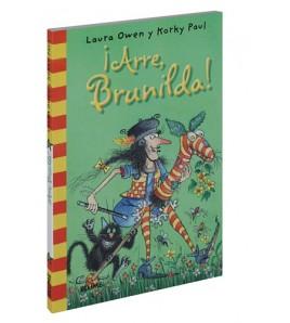 ¡Arre, Brunilda!