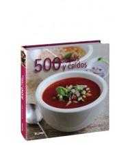 500 sopas y caldos