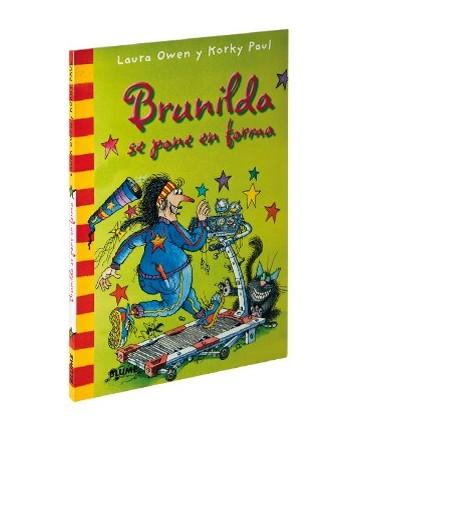 Brunilda se pone en forma