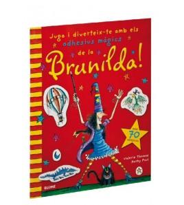 Juga i diverteix-te amb els adhesius màgics de la Brunilda!