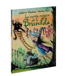La vareta màgica de la Brunilda