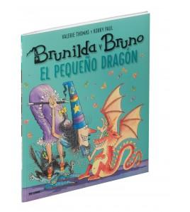 La bruja Brunilda y el pequeño dragón